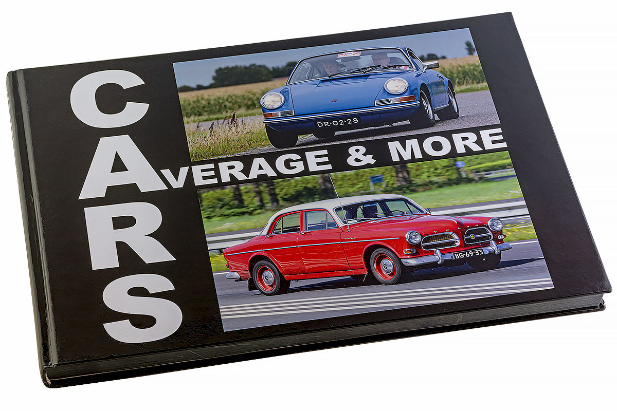 Cars average & more, cover front